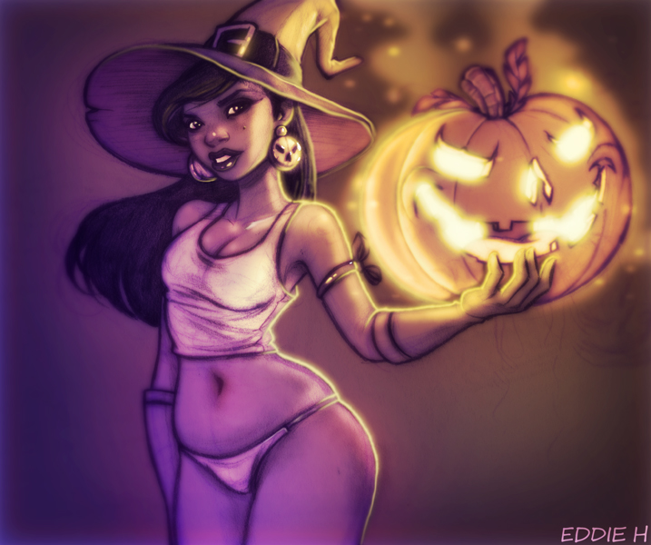 Happy Halloween 2011 by EddieHolly