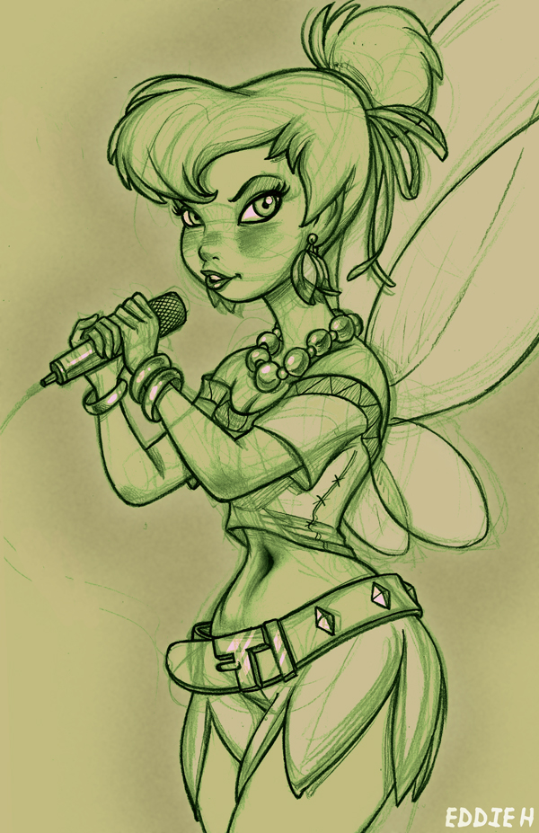 Karaoke Tink by EddieHolly