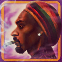 Snoop Dogg by EddieHolly