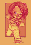 YOUR FRIEND TILL THE END - CHUCKY