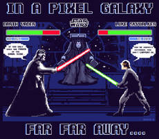 IN A PIXEL GALAXY FAR FAR AWAY