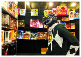 Black Ranger @ Anime Conji