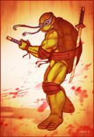 Bad Leo - Ninja Turtles by EddieHolly