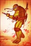 Bad Leo - Ninja Turtles