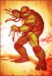 Bad Raph - Ninja Turtles
