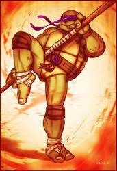 Bad Don - Ninja Turtles by EddieHolly
