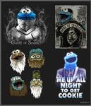 Sesame Street Parodies