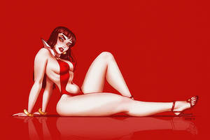 Vampirella by EddieHolly