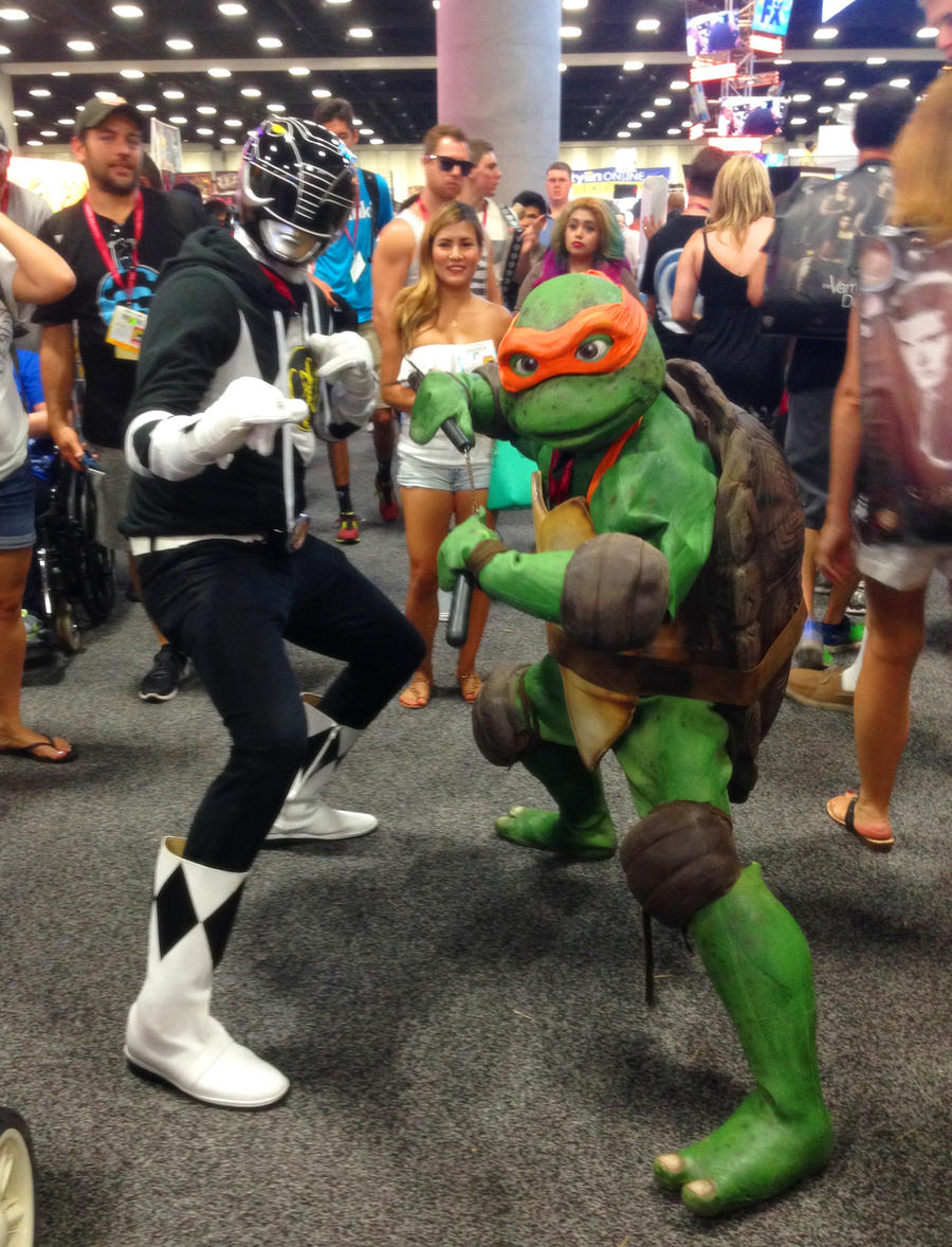 Turtle Power by EddieHolly