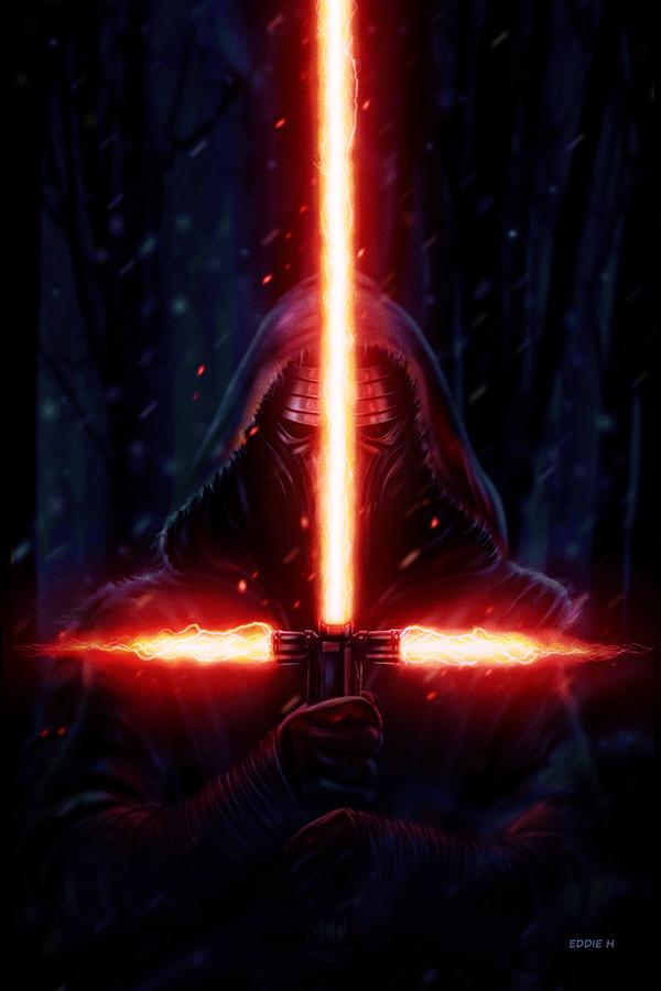 The Dark Side by EddieHolly