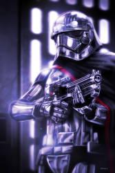Captain Phasma - The Force Awakens