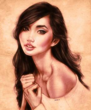 Alodia Portrait