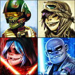 The Force 4 Up - Gorillaz