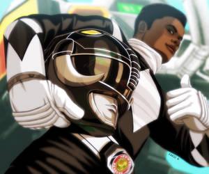 MASTODON - Power Rangers by EddieHolly