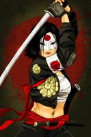 Katana - Suicide Squad by EddieHolly