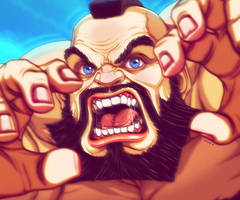 Zangief grab