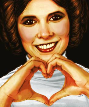 Princess Love - Leia