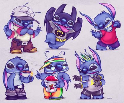 Stitch Crazy