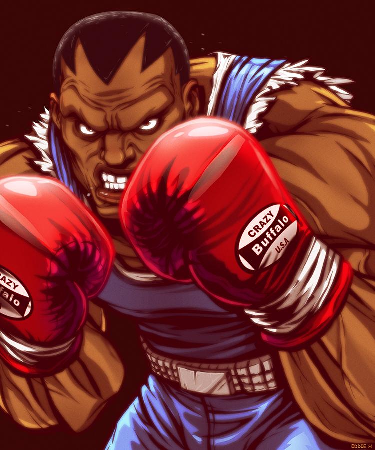 59ae850b3 Balrog - Street Fighter by EddieHolly on DeviantArt