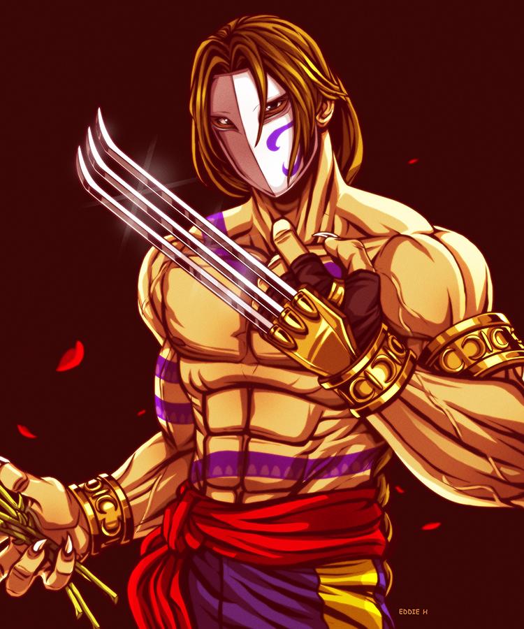 Vega Street Fighter By Eddieholly On Deviantart