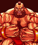 Zangief - Street Fighter by EddieHolly