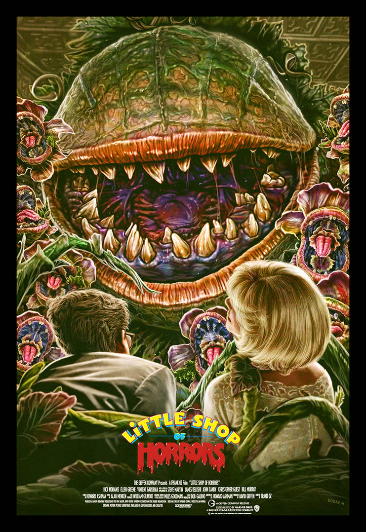 Little Shop of Horrors by EddieHolly