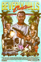 Beverly Hills Cop by EddieHolly