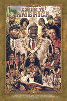 Coming To America by EddieHolly