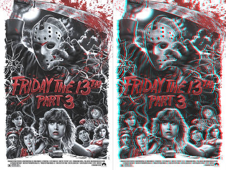 FRIDAY The 13th Part3