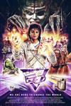 Captain EO Alternative Movie Poster