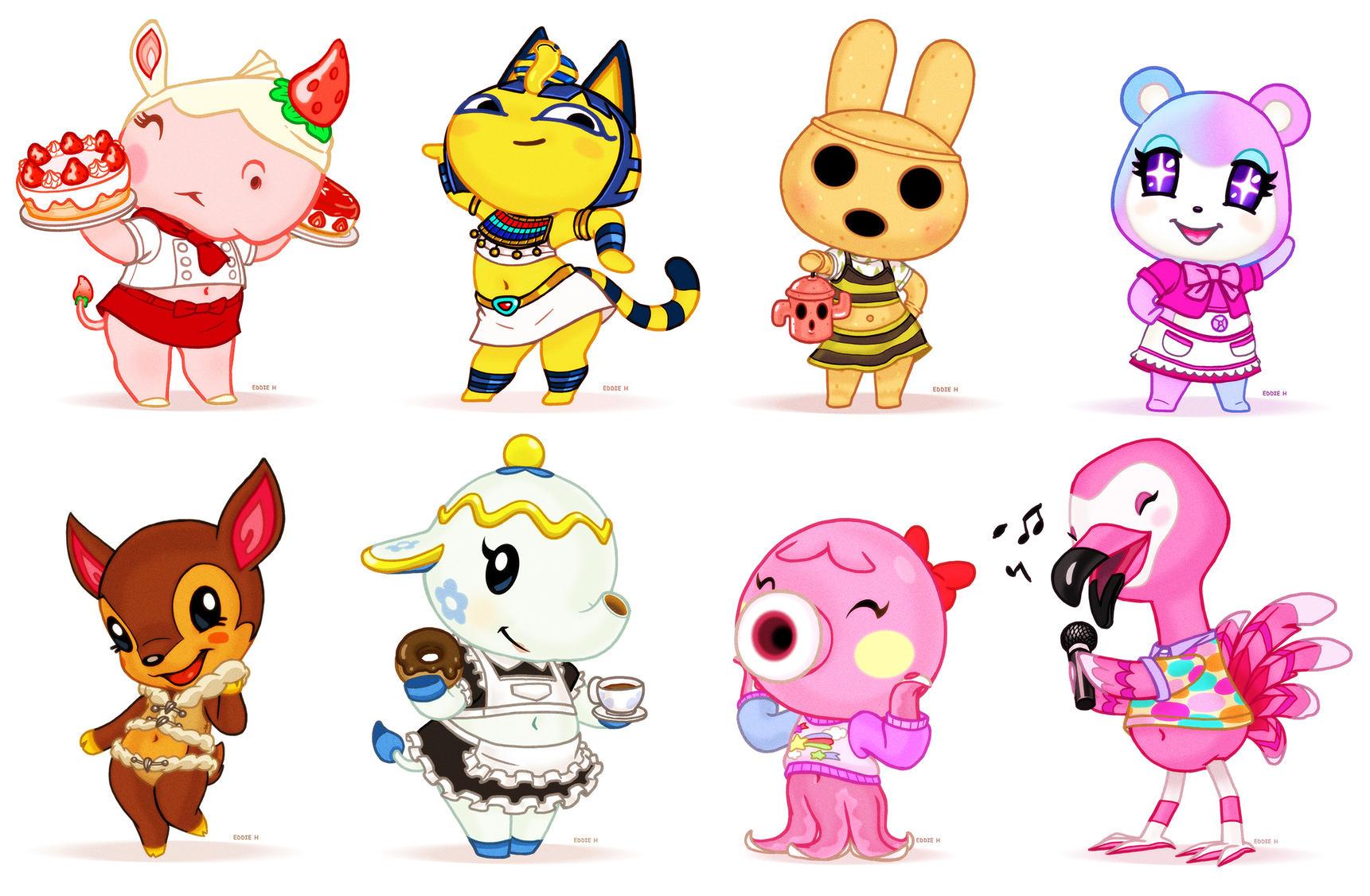 Animal Crossing Kawaii