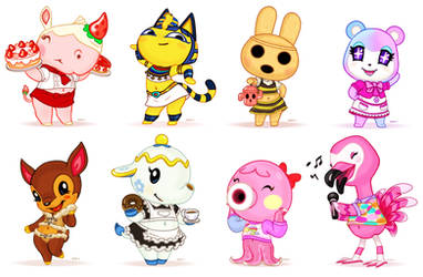 Animal Crossing Kawaii