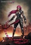 Fury - fanart for Darksiders 3