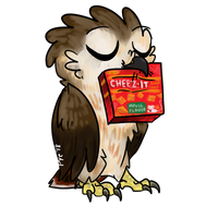 MOUSE CHEEZITS?? by Pyefeather