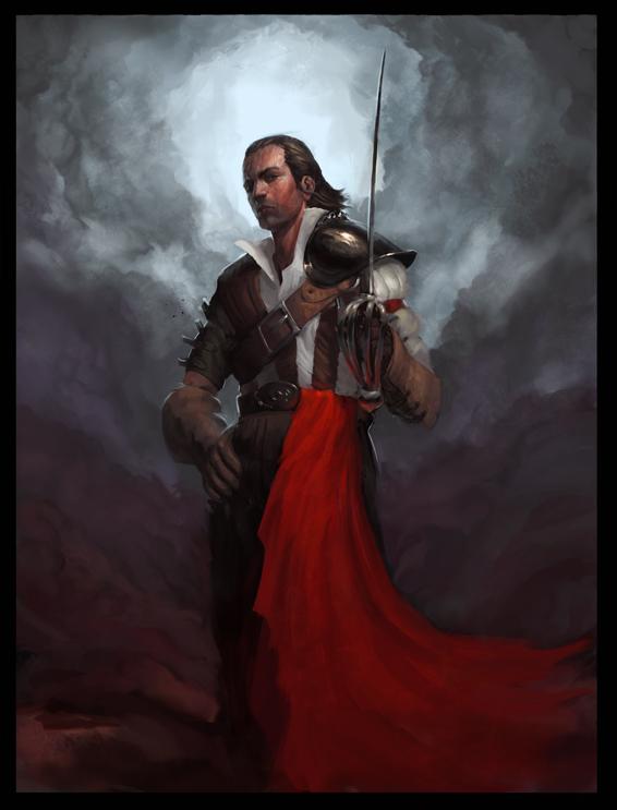 Pirate by Mischeviouslittleelf