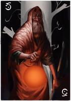 The Hermit by Mischeviouslittleelf