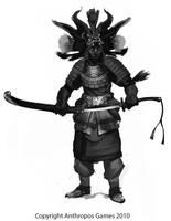 Anu Sword Master by Mischeviouslittleelf