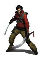 Bladed Assassin. by Mischeviouslittleelf