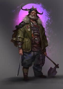 Hobo Warlord