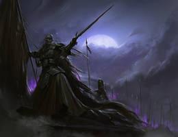 Undead Hero by Mischeviouslittleelf