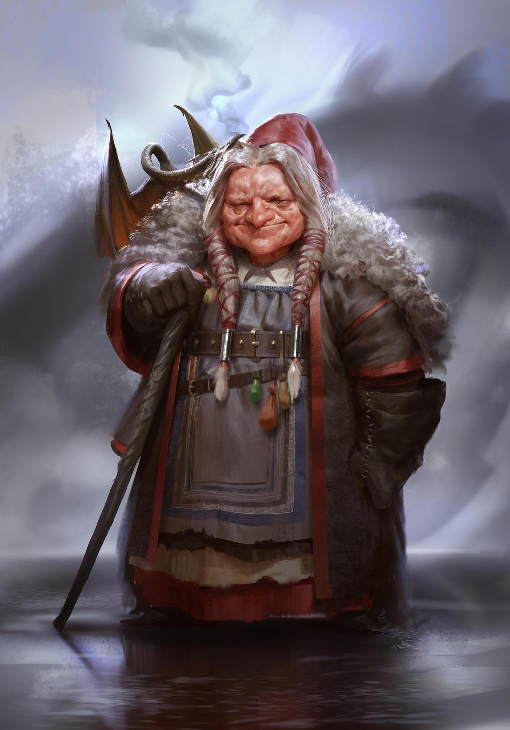 Ragnhild by Mischeviouslittleelf on DeviantArt
