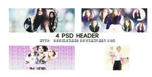 4 PSD HEADER . (CLOSED. )