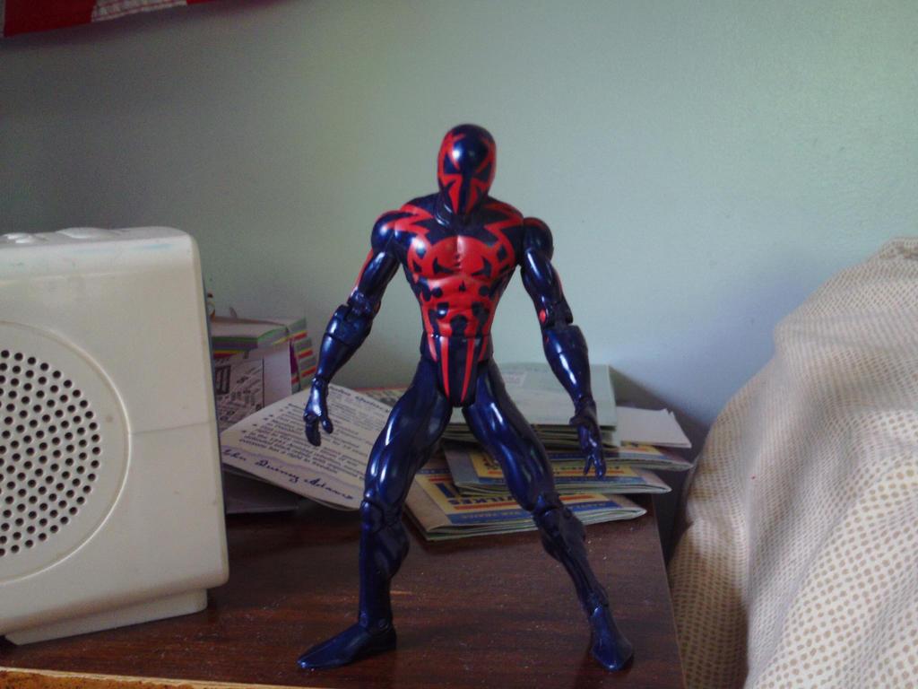 Spider-Man 2099 By Legodecalsmaker961 On DeviantArt