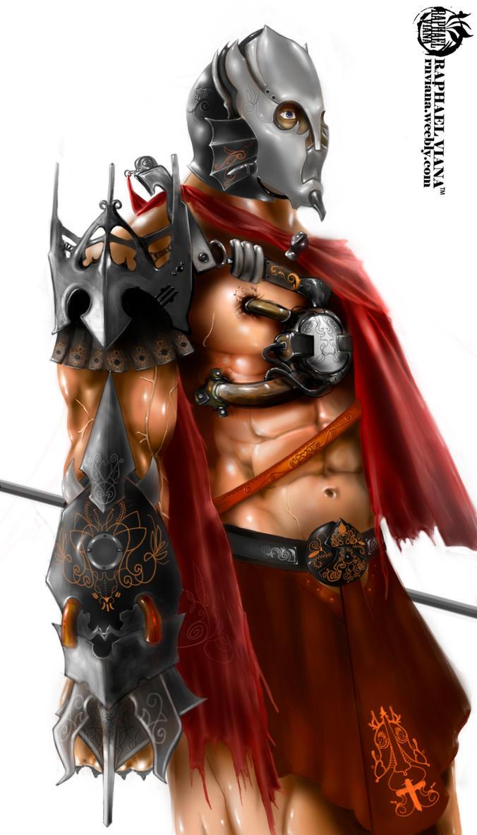 Gladiator by nasviana