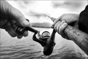 Dax: Fishing by Daxius