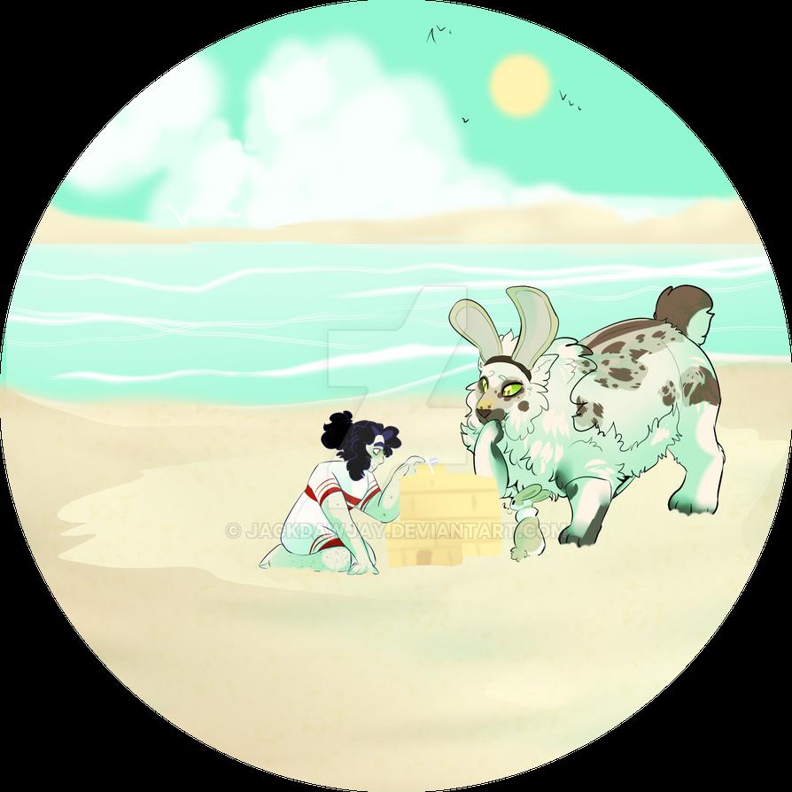 take me to the beach-each ] tokos