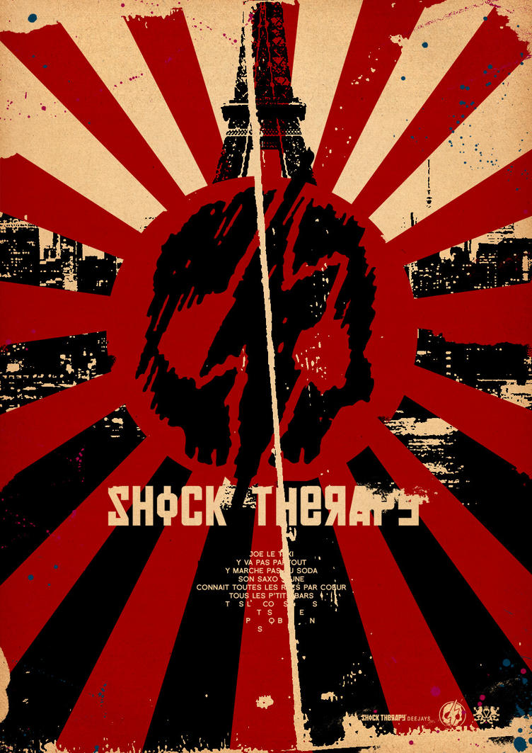 Shock Therapy by 1NNU3NDO