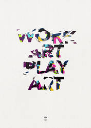 Work Art Play Art by 1NNU3NDO