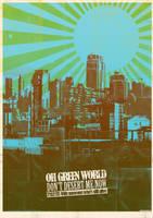 Oh Green World by 1NNU3NDO
