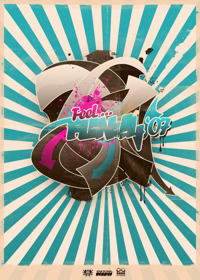 Funky 2007 by 1NNU3NDO